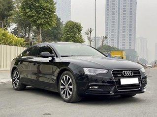 Bán Audi A5 đời 2015, màu đen, xe nhập