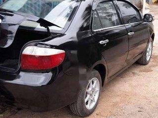 Cần bán xe Toyota Vios 2005, màu đen, nhập khẩu