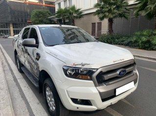 Bán xe Ford Ranger XLS AT 2017, ĐK 2018 trắng