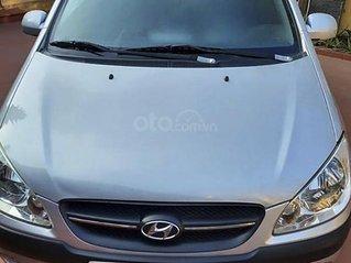 Bán Hyundai Getz 1.1 MT sản xuất năm 2010, màu bạc, xe nhập