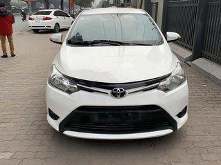 Cần bán Toyota Vios đời 2016, màu trắng nhập khẩu nguyên chiếc giá tốt 335 triệu đồng