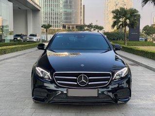 Mercedes E300 SX 2019 siêu lướt 16090km, màu đen nội thất nâu, cam kết xe không lỗi bao check toàn quốc