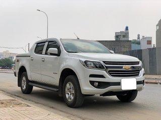 Xe bán tải Colorado 2.5AT LT 4x2 máy dầu sản xuất 2019 đăng ký T3/2020 nhập Thái