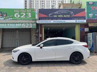 Mazda 3 1.5AT SD FL 2018 màu trắng biển tỉnh giá 610 triệu có hỗ trợ vay ngân hàng 70%