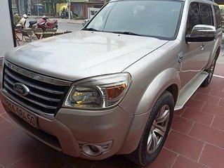 Cần bán xe Ford Everest đời 2010, màu bạc chính chủ, giá chỉ 430 triệu