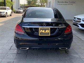 Mua xe giá ưu đãi chiếc Mercedes-benz C300 AMG đời 2020