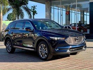 Mazda CX-8 2021 300tr nhận xe nhiều quà tặng vivu đón tết
