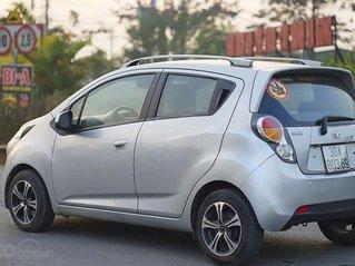 Cần bán lại xe Daewoo Matiz sản xuất 2010, màu bạc, nhập khẩu chính chủ, 187tr