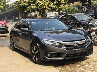 Bán Honda Civic đời 2017, màu xám, nhập khẩu nguyên chiếc