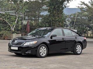 Cần bán gấp Toyota Camry đời 2011, màu đen, 10tr