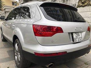 Cần bán lại xe Audi Q7 S-line 4.2 AT đời 2007, màu bạc, xe nhập