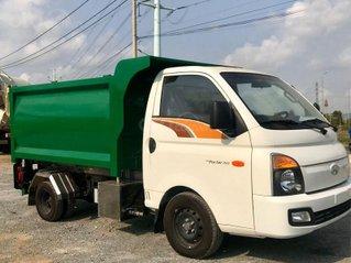 Bán xe thu gom rác ngõ xóm 2 khối Hyundai