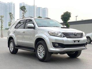 Bán nhanh với giá thấp chiếc Toyota Fortuner 2.5G máy dầu số sàn, sx 2014