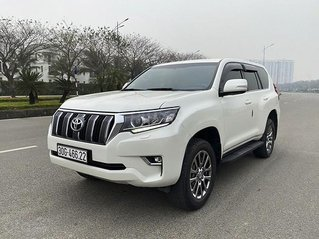 Bán Toyota Prado đời 2018, màu trắng, xe nhập