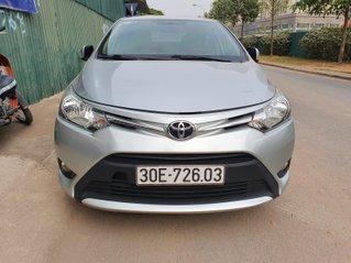 Bán Toyota Vios 1.5AT SX 2017, màu bạc biển Hà Nội