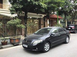 Bán xe Toyota Corolla Altis 1.8G AT sản xuất 2009, màu đen