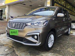 Cần bán gấp Suzuki Ertiga GLX 1.5 AT đời 2019, màu nâu, nhập khẩu