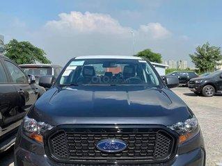 Ford Ranger XLS AT, MT 2021 Ưu đãi tiền mặt + phụ kiện lên đến 20tr
