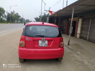 Cần bán xe Kia Morning đăng ký 2012, màu đỏ, nhập khẩu nguyên chiếc, giá 136 triệu đồng