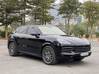 Bán xe Porsche Cayenne đời 2019, màu đen, nhập khẩu