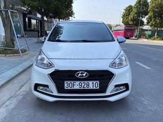 Bán Hyundai Grand i10 1.2 AT sản xuất năm 2019, màu trắng