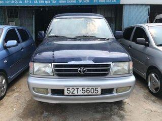 Cần bán xe Toyota Zace sản xuất năm 2002