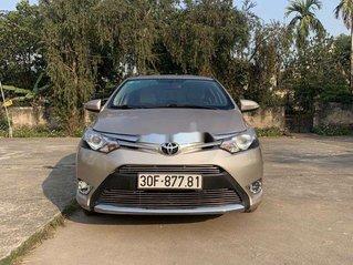 Bán xe Toyota Vios sản xuất 2018 còn mới, giá 505tr
