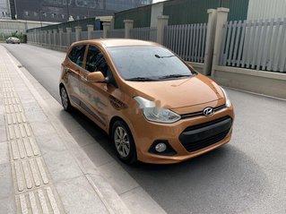 Cần bán xe Hyundai Grand i10 năm sản xuất 2015, xe nhập giá cạnh tranh