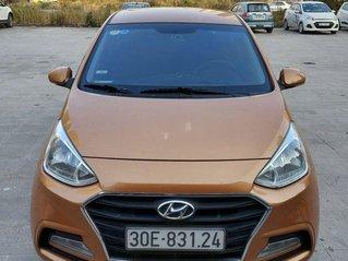 Cần bán Hyundai Grand i10 sản xuất 2017, giá chỉ 375 triệu