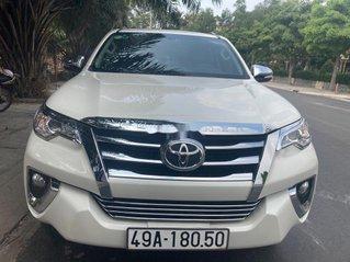Bán xe Toyota Fortuner sản xuất 2017, xe nhập, giá 890tr