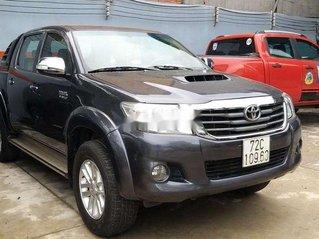 Bán Toyota Hilux sản xuất 2013, nhập khẩu nguyên chiếc