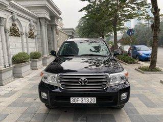Cần bán Toyota Land Cruiser 2015, màu đen