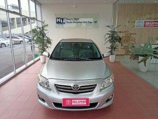 Cần bán xe Toyota Altis 1.8 G AT 2009 màu bạc, xe gia đình, còn mới giá tốt - xe cũ chính hãng giá tốt