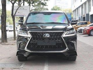 Bán Lexus LX 570 đời 2019, màu đen, giá cả hợp lý