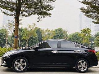 Bán xe Hyundai Accent sản xuất năm 2019, màu đen
