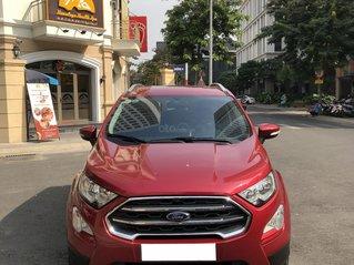 Ford Ecosport Titanium đỏ 2018, xe đẹp cho mọi người
