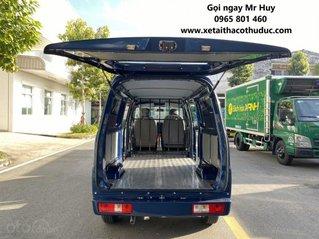 Xe Van 2 chỗ ngồi tải trọng 945kg, chạy giờ cấm thành phố, mới nhất 2021