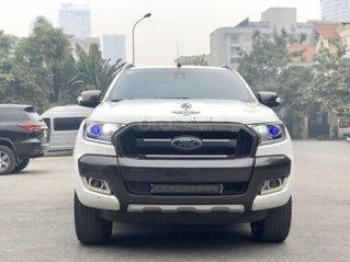 Bán xe Ford Ranger 3.2 Wildtrak 2017