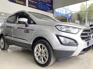 Cần bán xe Ford EcoSport năm 2018, màu bạc