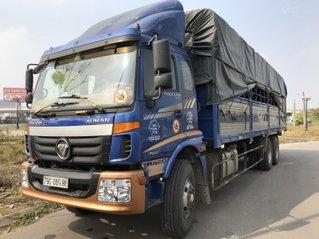 Bán xe tải giá tốt Hải Dương - Thaco Auman 3 chân cầu lôi đời 2015 nguyên zin