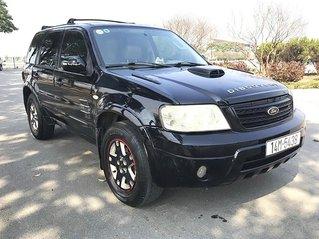 Bán Ford Escape năm 2005, màu đen, nhập khẩu