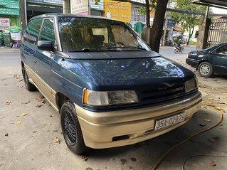 Bán Mazda MPV sản xuất năm 1991, màu xanh lam, xe nhập