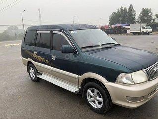 Bán ô tô Toyota Zace đời 2003, màu xanh lam chính chủ, 185 triệu