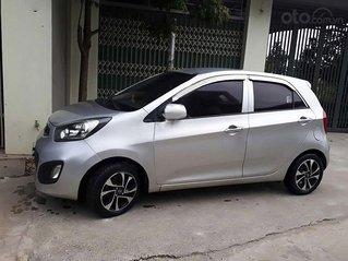 Cần bán Kia Morning năm sản xuất 2011, màu bạc, nhập khẩu