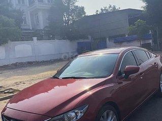 Cần bán lại xe Mazda 6 năm 2016, màu đỏ, giá 650tr