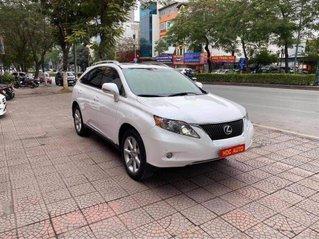 Cần bán gấp Lexus RX sản xuất 2009, màu trắng, giá tốt