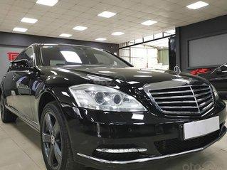 Cần bán gấp Mercedes S500 đời 2010, màu đen, nhập khẩu