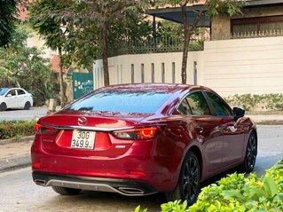 Bán Mazda 6 đời 2017, màu đỏ chính chủ, giá tốt xe còn zin nguyên