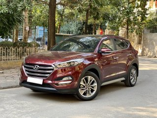 Hyundai Tucson full dầu SX 2018 biển Hà Nội
