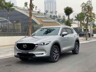 Bán Mazda CX 5 sản xuất 2018, màu bạc, giá cả tốt nhất thị trường